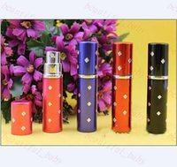 Wholesale New Arrival Hot Top quality Travel Perfume Atomizer Refillable Spray Empty Bottle