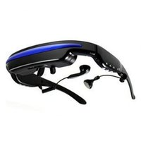 Wholesale Portable Virtual Screen Inch Video Glasses TF card Built in G Flash Memory BVG280