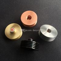 best heat sinks - Best Atomizer Adapter Heat Sink Adaptor Thread Bottom attached Fit RDA Atomizer Rebuildable Atomizers E Cigarette DHL Free