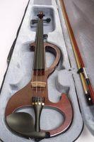Wholesale High quality electric violin violin handcraft violino Musical Instruments violin bow
