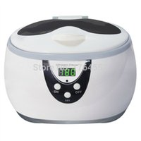 nail salon equipment - High Quality Sterilizer Pot Salon Nail Tattoo Clean Metal Tools Equipment Ultrasonic Cleaner For Nail Cleaning Machines