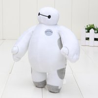 new toys for christmas - New Big Hero Baymax Robot Stuffed Plush Animals Toys CM Christmas Gfit for kids