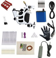 Cheap 1 Gun tattoo kit Best Beginner Kit  tattoo ink