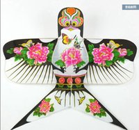 Wholesale Hot Sale Authentic traditional kite swallow Sand Martin Peony gifts of Foreign Affairs