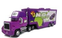 cars 2 diecast - New Pixar Cars Toys Diecast Metal Mack Cars N2O COLA NO Race Truck Hauler Classic Toys