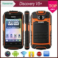 discovery v5 - Waterproof Rugged Discovery V5 quot MTK6572 Dual Core Dual Camera MTK6572 G WCDMA WIFI Bluetooth Shockproof Dustproof Spreadtrum Cellphone