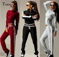 basketball hoodie designs - Hot Pieces A Set Female Tracksuit New Design Spring Women s Zipper Hoodies Pant Sport Suits Moleton Feminino For Women
