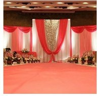 Wholesale M M Pure color fabric cloth for the wedding backdrop party background Photography Backdrop