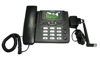 Wholesale Original Huawei ETS3125i GSM fwp gsm fixed wireless office telephone desk telephone cordless phone with FM radio MHz