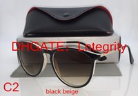 acrylic box frames - top quality New hot Women s Designer Oculos Erika Sunglasses Glasses With Box Case Colors To Choose