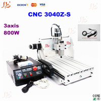 milling machine - W CNC Z S Router Engraving Machine Carving Machine Drilling Milling Machine water cooled cnc router