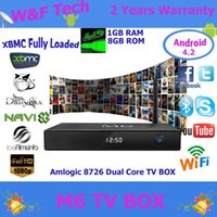 google internet tv box - HD Internet TV Box Support Google Browser Flash and HTML5 M6 Support P Full HD Video Decoding Internet TV Boxes