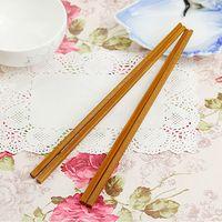 bamboo equipment - Q Peas pot natural bamboo chopsticks bamboo chopsticks anti scald chopsticks ten pairs of chopsticks household equipment
