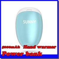 award winning - Power bank Warm hand USB charging treasure Mini Pebble design Won the German Red Dot Design Award colors