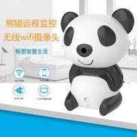 Wholesale The panda mobile phone remote prison Wireless access monitoring network Wireless camera hd stealth Baby monitor