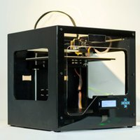 Cheap Accuracy 3D Printer Large Size 260x230x200mm 3D Metal Printer With Screen Metal Printer 3D Support Multi-Material