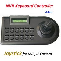 axis ip ptz - NVR Control Keyboard Axis Joystick work with IP Camera NVR RS485 RJ45 Interface IP PTZ Controller Keyboard control PTZ ZOOM
