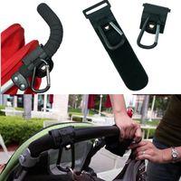 Wholesale Universal Baby Pushchair Stroller Clip Pram Hook Pram Shopping Bag Hook Trolley H2010181