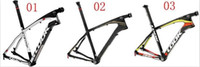 Wholesale MTB carbon fiber glossy L00K E Post Mountain bike ER ER MTB carbon frame stem with size M size S L is available