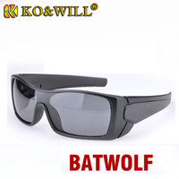 big names - fast shipping Big Discount Brand Name Good Quanlity Sport Conjoined Lens Batwolf Sunglasses goggle gafas de sol
