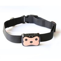 Wholesale Anti Lost Alarm GPS tracker Dog Locator With Google Map For Child Pets Dogs Personal SOS Alarm tracker