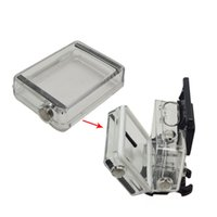 Wholesale Andoer Waterproof Backdoor Housing Case for Gopro Hero LCD Screen Bacpac