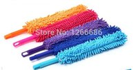 Wholesale 34pcs Flexible Head Cleaning Dusting Duster Chenille Microfiber Clean Brush Dusting Tool