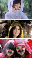 best pe - Disposable PE Raincoats Poncho Rainwear Travel Rain Coat Rain Wear gifts mixed colors Best Quality