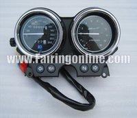 Wholesale Hot Motorcycle Speedometer Speedo Tachometer Gauges fit for Honda CB F HORNET Free ship C30