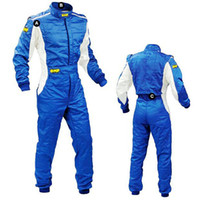 Wholesale 2017 New arrivel motorcycle car racing jacket clothes coverall windproof color size XS XLsuit not fire