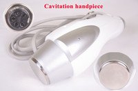 Wholesale Ultrasound Cavitation RF Body Slimming Device Treatment Ultrasonic Cavitation Handle Handpiece