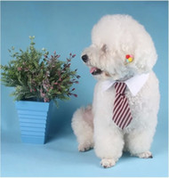 Wholesale DHL Adjustable Pet And Cat Dog Tie