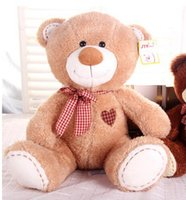 ted - New Arrival lovely Ted bear plush toy wedding doll birthday gift