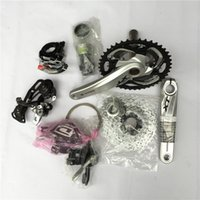 bicycle front derailleur - Shimano Derailleur Gears for Bike Speed Mountain Bike Front Derailleur Cycling Bicycle Groupset Derailleurs XT