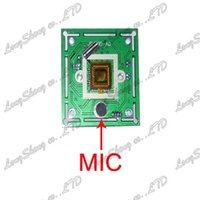 Cheap Super CCTV CMOS 1089 600TVL High Resolution PCB Board CCTV cameras Module Security Camera MIC