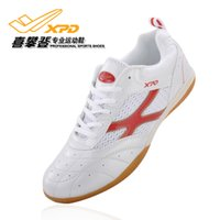 Wholesale New Arrival Genuine XPD Men And Women Sports Table Tennis Shoes Breathable Professional Pingpong Sneakers