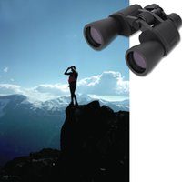 Wholesale Brand New Outdoor Zoom Binoculars Telescope x70 FT YDS Coated Optical Lens for Concert Traveling Camping Hiking DHL D3284