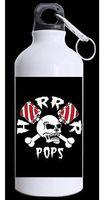 aluminum symbol - Wholesales customize Skull symbol Band logo L water bottle Aluminum Kettle Eco Friendly affordable sports cup