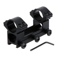 Wholesale 25 mm Length mm Riflescope Scope Mount Overall One Piece Long Outdoor Tactical Hunting Rail Mount