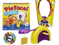 Wholesale Hot Running Man Pie Face Game Pie Face Cream On Her Face Hit The Send Machine Paternity Toy Rocket Catapult Game Consoles