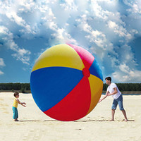 big fun inflatables - new fashion Outdoor Fun amp Sports Super big inflatable beach ball pool ball beach toy summer toy Toy Balls