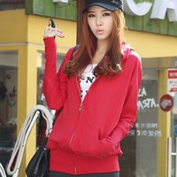big m markets - Dongguk big guard student autumn clothes girls wear new autumn and winter hooded sweater female supply night market stall