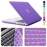 Wholesale Matte Case for Macbook Air Loptop Cover Bag and Keyboard Flim For Macbook Air Pro Retina inch freeshipping