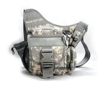 Wholesale Strengthen edition outdoor sacheted professional camera messenger multifunctional men bag lightweight durable Army