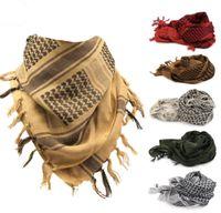 arab scarf - Arab Scarves Men Winter Military Windproof Scarf Cotton thin Muslim Hijab Shemagh Tactical Desert Arabic Scarf