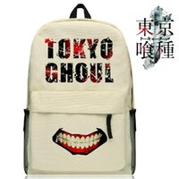 backpack the world - The New Style Canvas Backpack Personality Schoolbags Anime World Shoulder Bags
