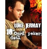 video poker - 10 Card Poker Deal by Luke Jermay send via email magic teaching video Card magic