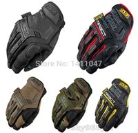 bicycle safety camp - Outdoor Super technician Mechanix Wear M Pact SEALs SWAT Military Tactical Camping Hunting Safety Motorcycle Bicycle Army Gloves