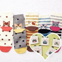 baby warm socks sale - Baby Girls Cartoon Cotton Socks For Winter Hot Sale Warm Kids Socks Animal Pattern Children Clothing Fit Age SS834