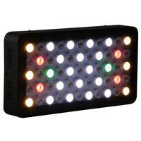 Wholesale Recommend Dimmable led aquarium light W Full Spectrum for Reef Coral fish tank Marine LED ceiling aquarium Lamp stock in US DE